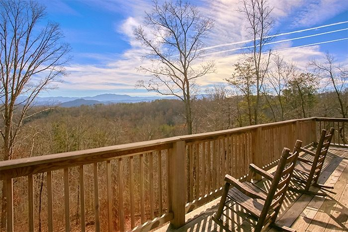 Wears Valley Cabin with Deck and Mountain Views - Altitude Adjustment