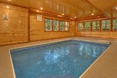 6 Bedroom Cabin with Private Pool Sleeps 16