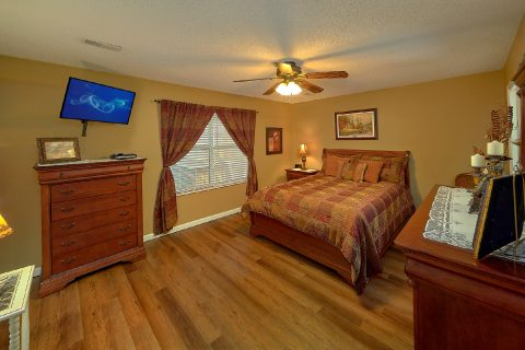 Master Bedroom 2 Bedroom Home - Amazing Grace II