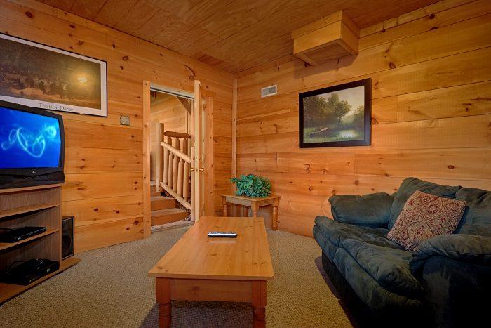1 Bedroom Cabin Sleeps 6 with Extra Room - Amazing Sunset