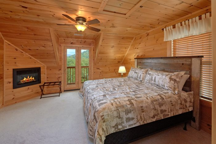 Premium Gatlinburg Cabin with 4 King beds - Amazing Views to Remember