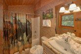 Premium 6 Bedroom Cabin with bunk beds