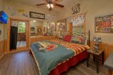 6 Bedroom Cabin with 4 Master King Bedrooms