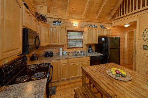 Gatlinburg 3 Bedroom 3 Bath Cabin Full Kitchen - American Honey