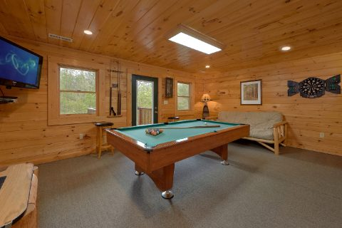 3 Bedroom 3 Bath Cabin Sleeps 8 Gatlinburg - American Honey