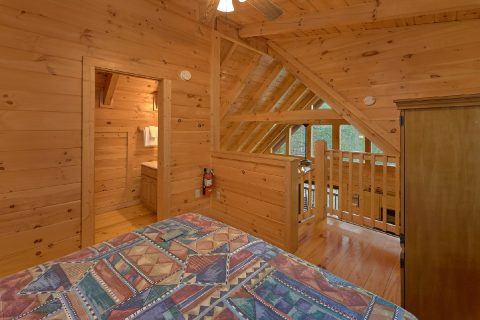 Loft King Bedroom - American Honey
