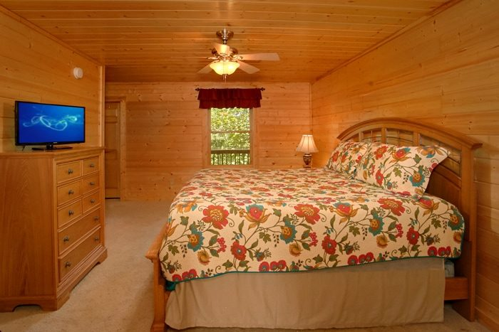 2 Bedroom Cabin with 2 King Beds and 2.5 Baths - American Pie 2