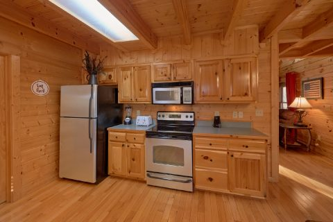 2 bedroom cabin with Full Kitchen - American Pie