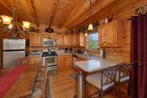 Luxury 2 Bedroom Cabin with Full Size Kitchen