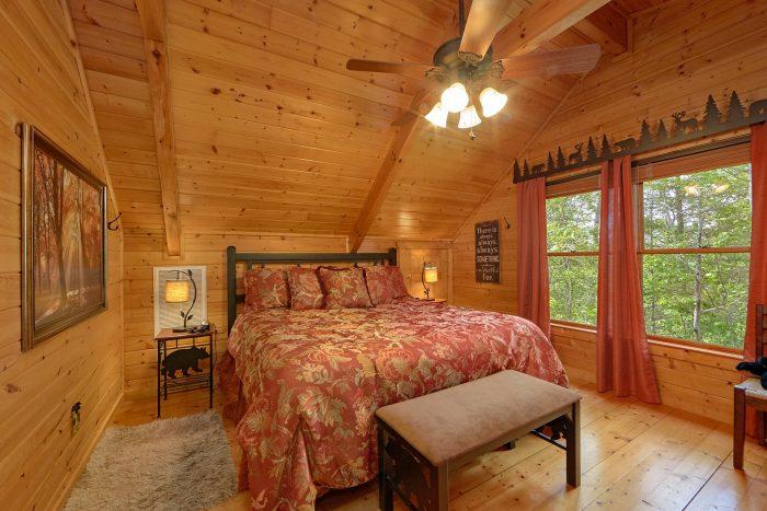 Premium 2 Bedroom Cabin with 2 King beds - Angel's Landing