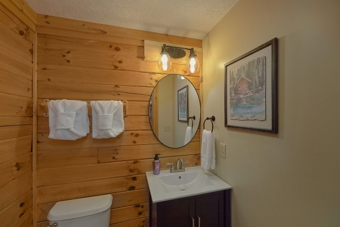 Arrowhead Resort 1 Bedroom Cabin with Deck - Angel's Ridge