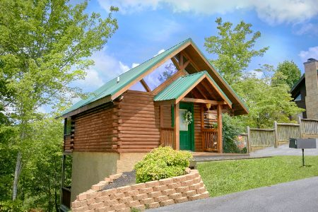 Wild Kingdom: 1 Bedroom Gatlinburg Cabin Rental