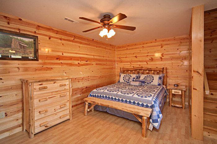 Cabin with Queen Bed - Apache Sunset