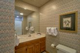 Lower Level Queen Bathroom with Shower