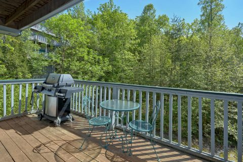 3 Bedroom Cabin in Pigeon Forge with Gas Grill - Appalachian Bear Den