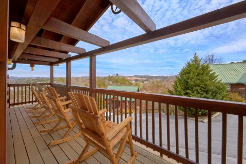 Views Front and Back Decks 6 Bedroom - Arrowhead View Lodge