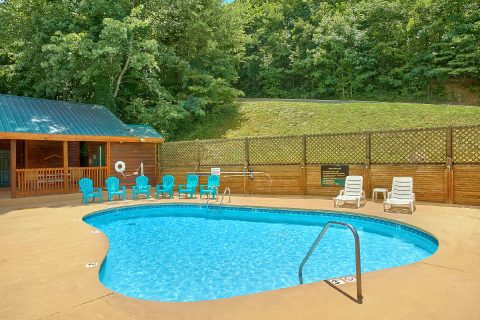 Arrowhead Resort Pool - Arrowhead View Lodge