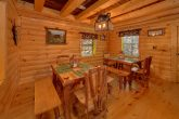 Private 5 Bedroom Cabin with Dining for 12