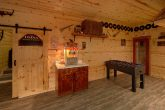 Spacious Cabin with Foosball and Popcorn Machine