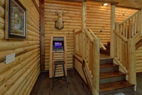 5 Bedroom Cabin with Multicade Arcade Games - Bar Mountain II