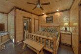 King Bedroom with Flatscreen TV Sleeps 14