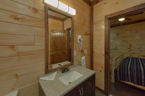 King Bedroom with Connecting Full Bathroom - Bar Mountain II