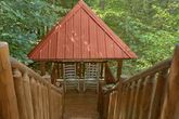 Private 2 Bedroom cabin with Gazebo and View