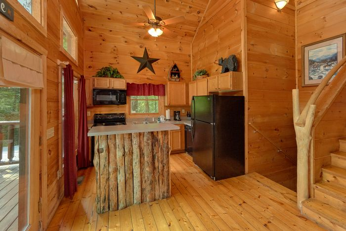 2 Bedroom cabin with Full Kitchen - Bar None