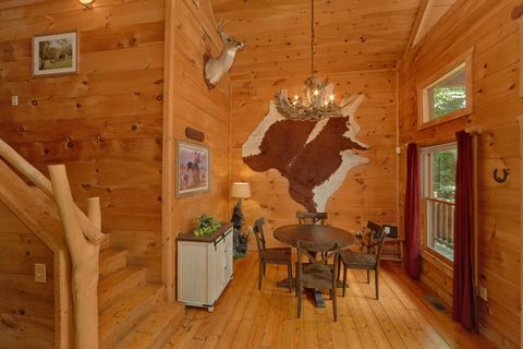 Smoky Mountain Cabin | Bar None