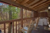 Rocking Chairs on Deck 1 Bedroom Cabin