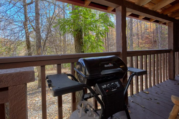 1 Bedroom Cabin Sleeps 4 Gas Grill - Bare Kissin And Huggin