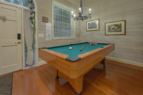Pool Table and Foos Ball Table 1 Bedroom - Bear Bottoms