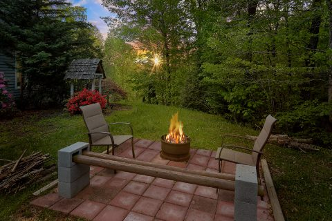 Fire Pit 1 Bedroom Vacation Home - Bear Bottoms