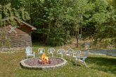 3 Bedroom Cabin with Outdoor Fire Pit