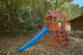 Outdoor Playset with Slide