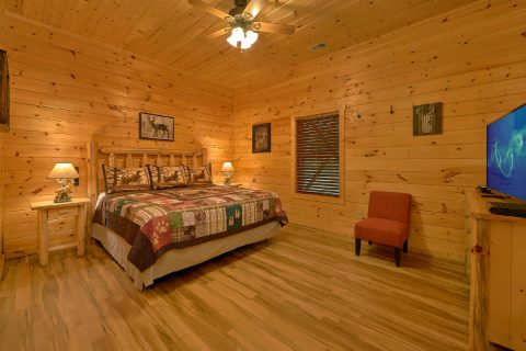 Bear Cove Falls Resort cabin with 6 bedrooms - Bear Cove Lodge