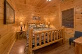 5 King bedrooms in spacious family size cabin