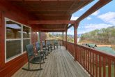 6 Bedroom Cabin in Pigeon Forge with resort pool