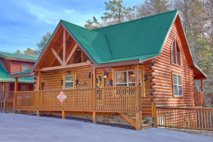 Bear Creek Lodge Cabin Rental Photo
