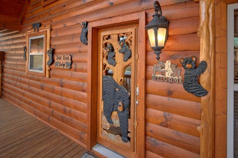 4 Bedroom Cabin in Pigeon Forge - Bear Creek Lodge