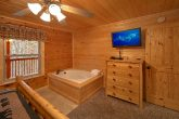 4 Bedroom Cabin with a Private Jacuzzi Tub
