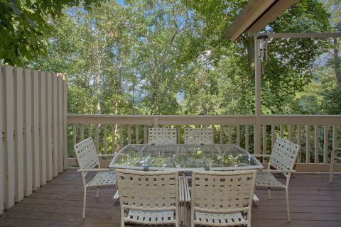 Lots of Outdoor Seating with Views - Bear Crossing