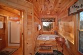 Jacuzzi in Master King Suite of Cabin