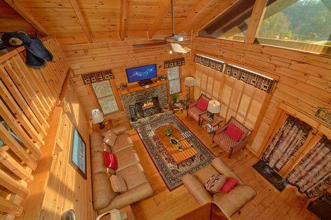 Wears Valley 1 Bedroom 2 Bath Cabin Sleeps 5 - Bear Heaven