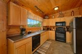 Luxurious 1 Bedroom Cabinwith Open Kitchen