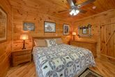 Smoky Mountain Cabin with Main Floor Bedroom