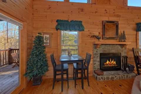 1 Bedroom Cabin Sleeps 4 Wears Valley - Bear Hugs II