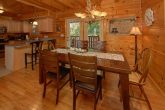 3 Bedrom cabin with Dining Room for 6
