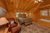 3 Bedroom Cabin with King Master Bedroom