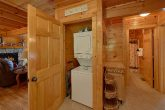 3 Bedroom Resort cabin with washer and dryer